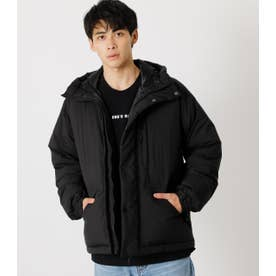 ALLIED HOODED DOWN JACKET BLK