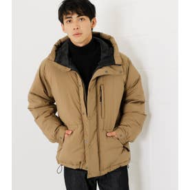 ALLIED HOODED DOWN JACKET BEG