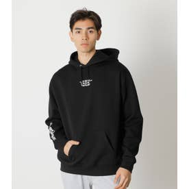 THE TAIL END HOODIE BLK