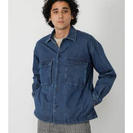 EASY ACTION JACKET BLU