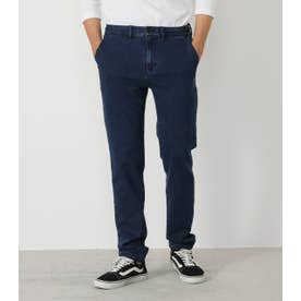 STRETCH DENIM PANTS D/BLU3