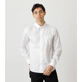 COTTON DUMP BASIC SHIRTS WHT