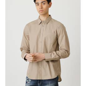 COTTON DUMP BASIC SHIRTS BEG