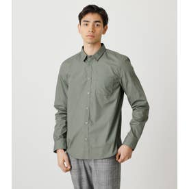COTTON DUMP BASIC SHIRTS L/KHA1