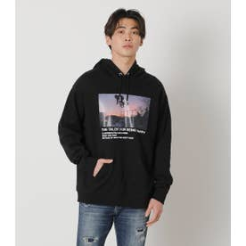 THE TALENT PHOTO HOODIE BLK