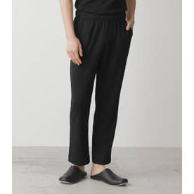 T/H ONE MILE RELAX PANTS BLK