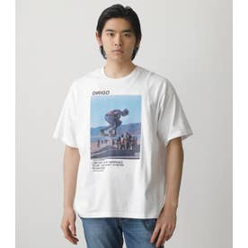 DIRIGO PHOTO TEE WHT