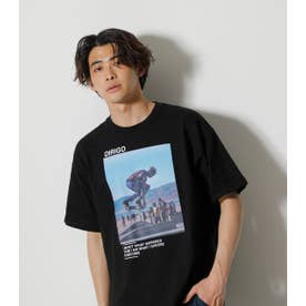 DIRIGO PHOTO TEE BLK