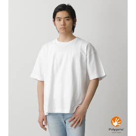 USA COTTON BIG TEE WHT