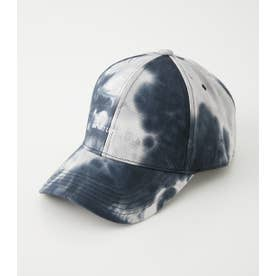 TIE-DYE LOGO CAP 柄BLK5