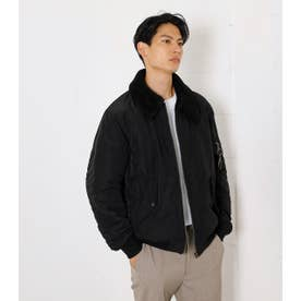 REVERSIBLE PADDED MAー1 BLK