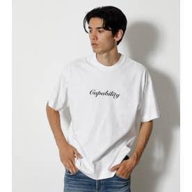 CAPABILITY PHOTO TEE WHT