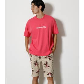 CAPABILITY PHOTO TEE L/RED1