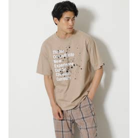 PAINTING MESSAGE TEE BEG