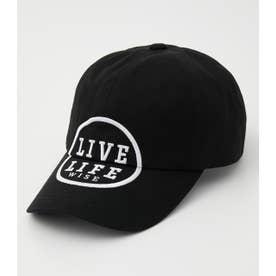 LIVE LIFE CAP BLK