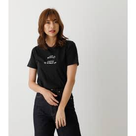 NEED TEE/ニードTシャツ BLK