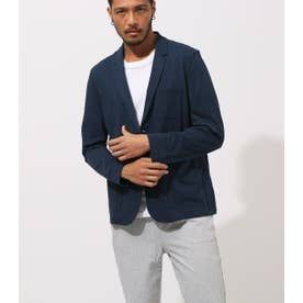 HIGH TWIST TAILORED JACKET NVY