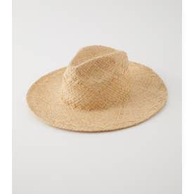 RAFFIA HAT BEG