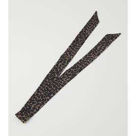 LEOPARD SCARF NECKLACE/レオパードスカーフネックレス