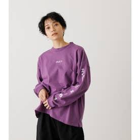 RVCA×AZUL SLEEVE LOGO TEE/RVCA×AZULスリーブロゴTシャツ