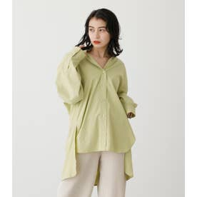 COLOR SIMPLE SHIRTS LIME