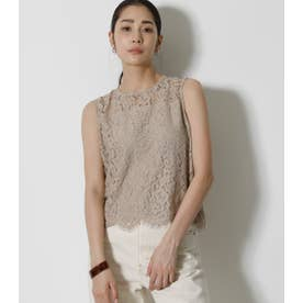 SCALLOP LACE TOPS BEG
