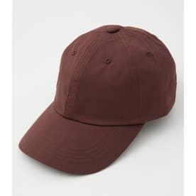 TWILL LIGHT CAP D/BRN3