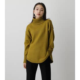 BIG TURTLE KNIT TOPS LIME