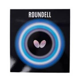 卓球 ラバー(裏ソフト) ラウンデル 厚さ:トクアツ/黒 2820178086