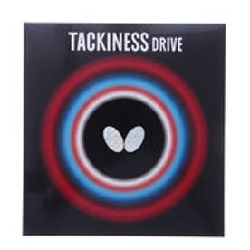卓球 ラバー(裏ソフト) タキネス ドライブ 厚さ:トクアツ/黒 05410