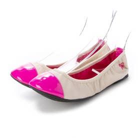レディース 靴 シューズ バレエシューズ (Nude/Pink)