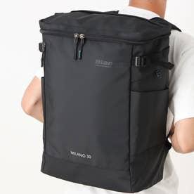 ボックスリュック 抗菌ポケット装備モデル (ブラック)