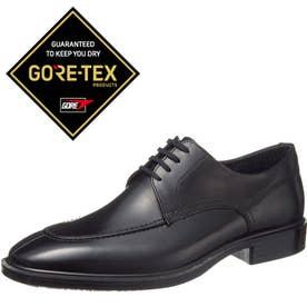 ゴアテックスファブリクス採用 ビジネスシューズ TK3308 レースアップシューズ (ブラック) 男性用 メンズシューズ 紳士靴