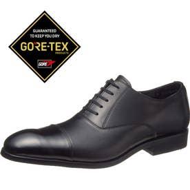 男性用ビジネスシューズ 本底が摩耗しにくいアサヒタフソール使用 通勤快足5103 紳士靴 メンズ (ブラック)