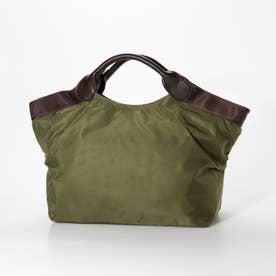 ナイロンA4 2wayバッグ「アリア」 (カーキ)