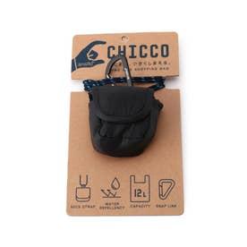 anello/アネロ CHICCO 撥水 トートバッグ (ブラック)