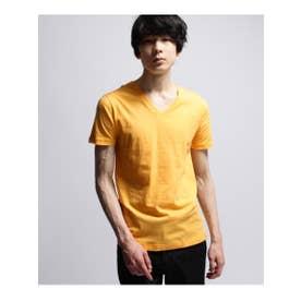 inner light v neck sleeve (イエロー系(060))