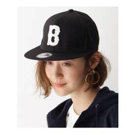 【WEB限定】コットンツイルBBキャップ 31111 (ブラック)