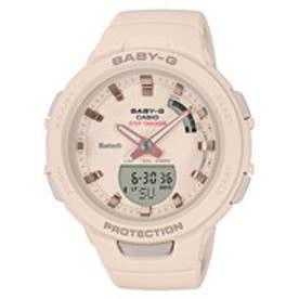 【BABY-G】G-SQUAD(ジー・スクワッド) / スマートフォンリンク / BSA-B100-4A1JF (ベージュ)