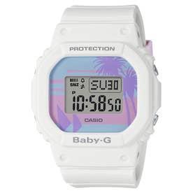 【BABY-G】80's Beach Colors(ビーチカラーズ) / BGD-560BC-7JF / ベビーG (ホワイト)