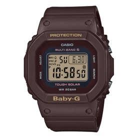 【BABY-G】電波ソーラー / BGD-5000UET-5JF (マットブラウン)