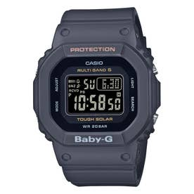 【BABY-G】電波ソーラー / BGD-5000UET-8JF (マットグレー)