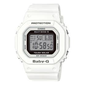 【BABY-G】電波ソーラー / BGD-5000U-7JF (ホワイト)