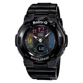 【BABY-G】BGA-1100 / 電波ソーラー / BGA-1110GR-1BJF / ベビーG (ブラック)
