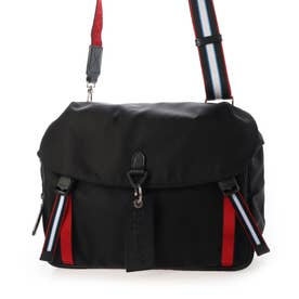 MESSENGER BAG CATCH.T (BLACK)