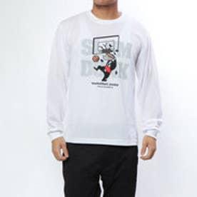 BASKETBALL JUNKY バスケットボール 長袖Tシャツ SLAM+5 ロングDryTEE BSK18503