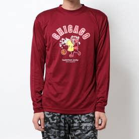 バスケットボール 長袖Tシャツ CHICAGO ロングDryTEE BSK19516