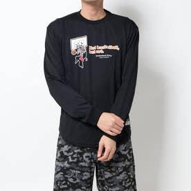 バスケットボール 長袖Tシャツ アートバスケ+1 ロングDryTEE BSK19506