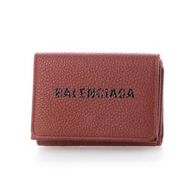 【BALENCIAGA(バレンシアガ)】財布 折財布 (BORDEAUX)