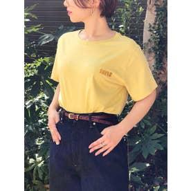 superロゴTシャツ (YELLOW)